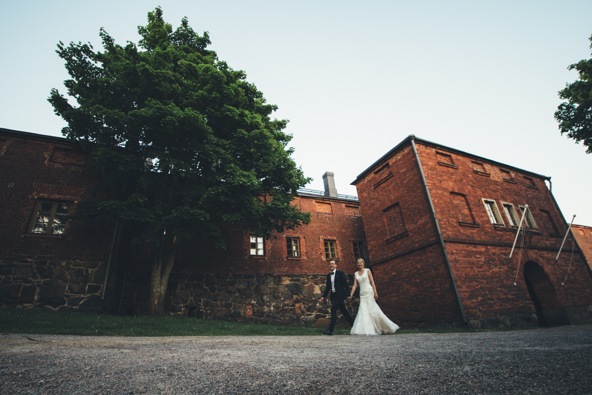 suomenlinna island wedding helsinki