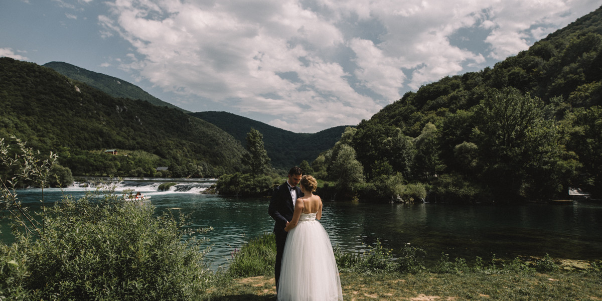 Anniina & Nedin | Destination wedding Bosnia and Herzegovina | Häät ulkomailla