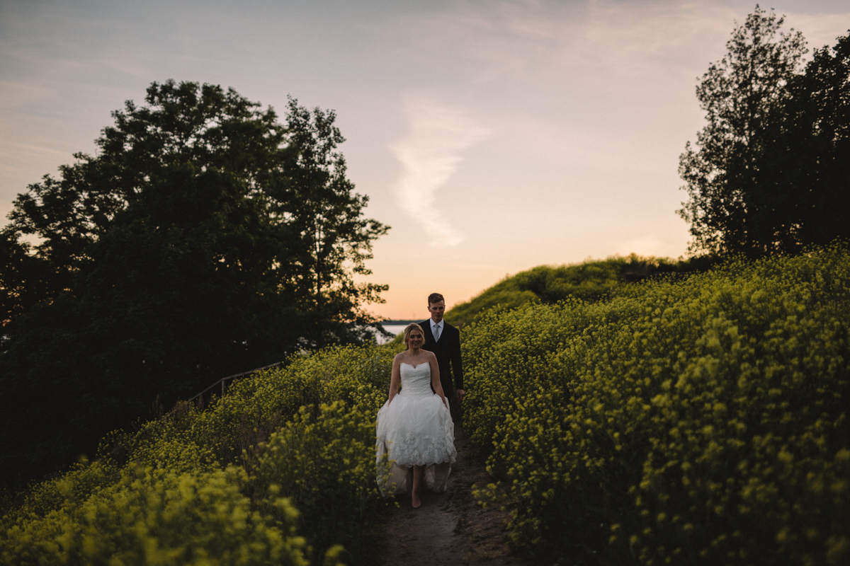 suomenlinna sea fortress wedding