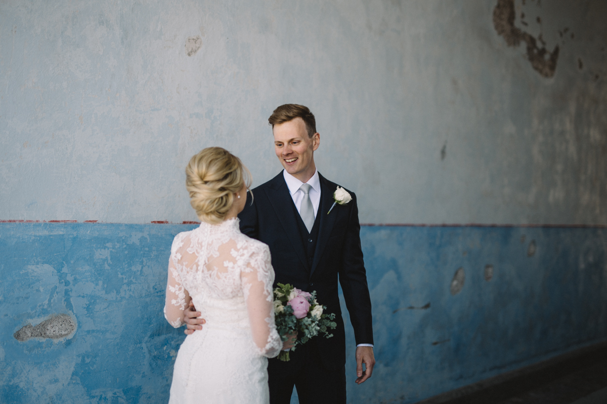 first look wedding photography helsinki