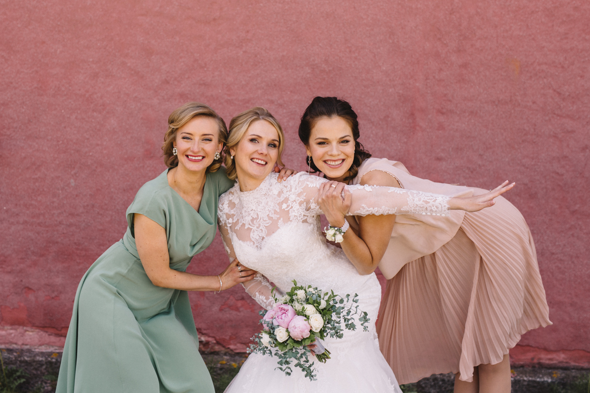 bridesmaids kaasot